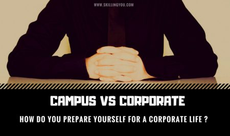 College Campus Vs Corporate