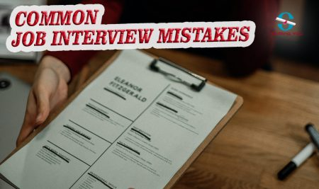 Top 5 Mistakes during the Interview