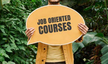TRENDING JOB ORIENTED COURSES