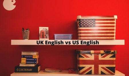 UK English vs US English